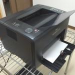 NEC 5600C が Mac から印刷ができないトラブル