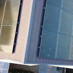 ドローン Mavic Mini による太陽光パネルの点検